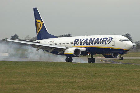 Experienced: New customer liaisons RyanAir